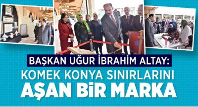 Başkan Altay`dan Cumhurbaşkanı Erdoğan`a Teşekkür