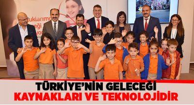 Türkiye`nin Geleceği Kaynakları ve Teknolojidir