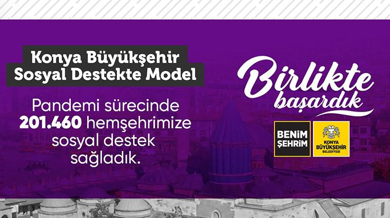Sosyal Yardım Seferberliğimiz Türkiye'ye Örnek Oldu