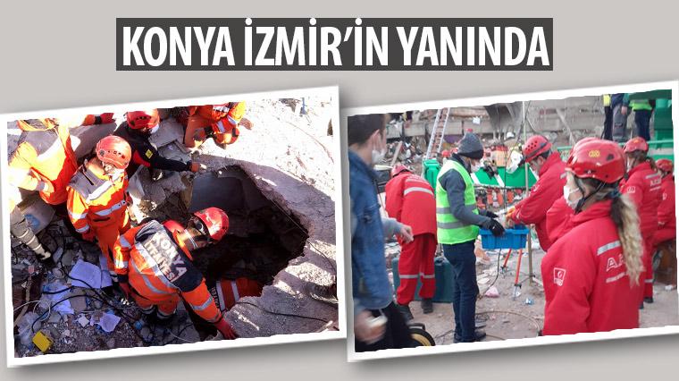 Konya İzmir'in Yanında