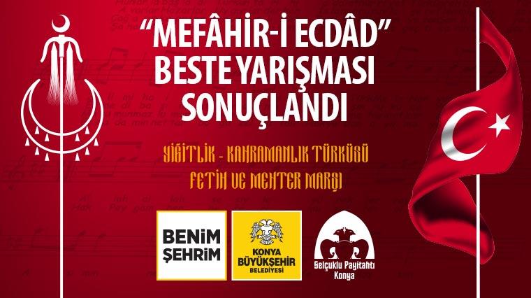"""""""Mefâhir-i Ecdâd"""" Beste Yarışması Sonuçlandı"""